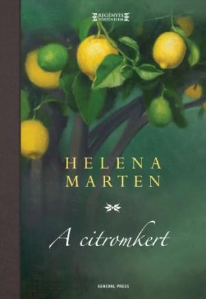 Marten Helena - A citromkert