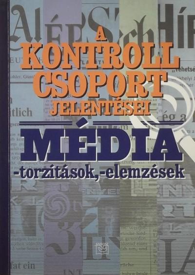 - Média-torzítások, -elemzések