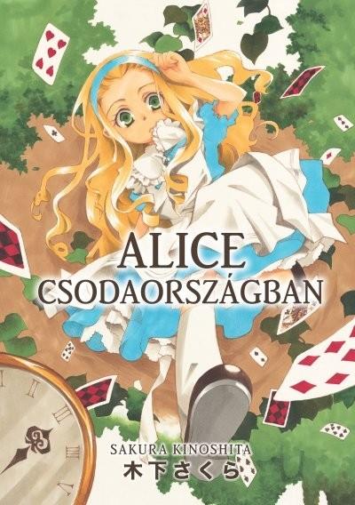 Sakura Kinoshita - Alice Csodaországban