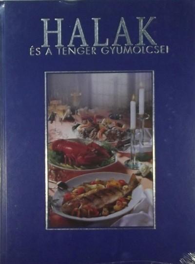 Erika Casparek-Türkkan - Halak és tenger gyümölcsei