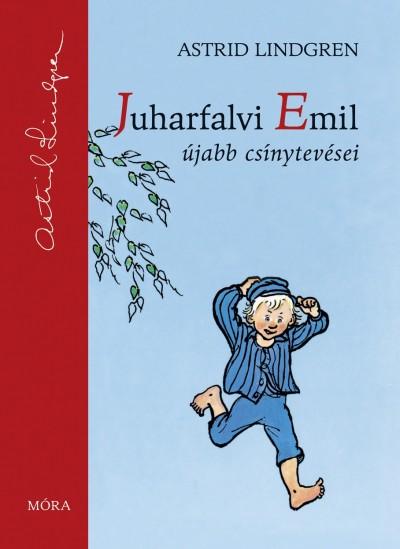Astrid Lindgren - Juharfalvi Emil újabb csínytevései