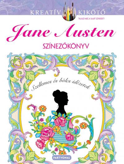 - Jane Austen - Színezőkönyv
