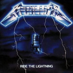 Metallica - Ride The Lightning Remastered - CD