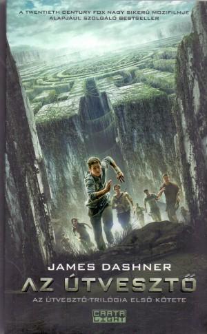 James Dashner - Az �tveszt�