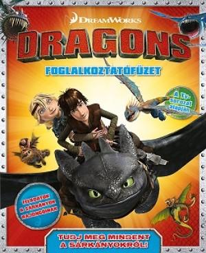 - Dragons - foglalkoztat�f�zet