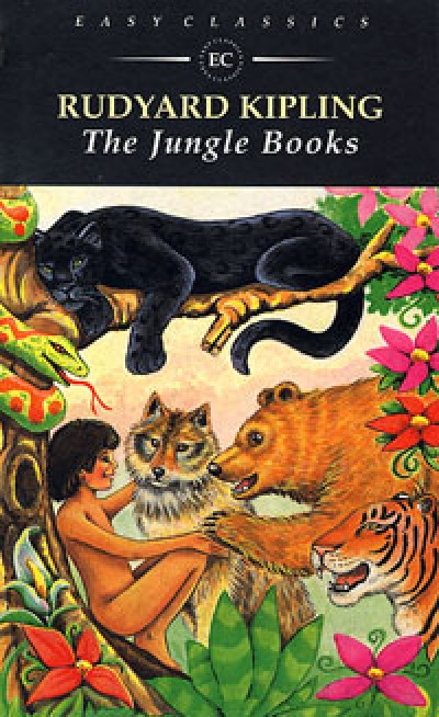 Rudyard Kipling - The Jungle Books
