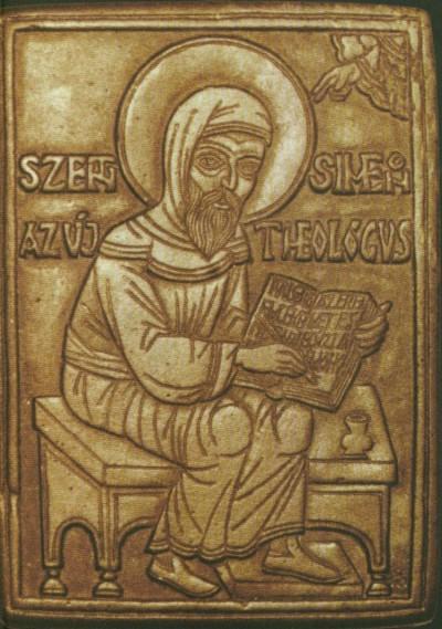 Perczel István  (Szerk.) - Új teológus Szent Simeon