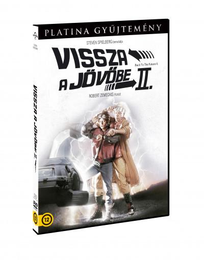 Robert Zemeckis - Vissza a jövőbe 2 - DVD