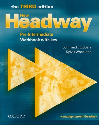 John Soars - Liz Soars - Sylvia Wheeldon - New Headway - the THIRD edition