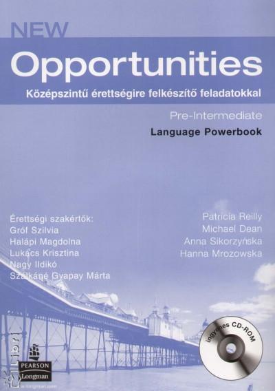 Michael Dean - Hanna Mrozowska - Patricia Reilly - Anna Sikorzynska - New opportunities - Pre-Intermediate Language Powerbook