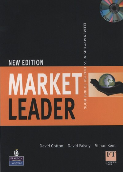 David Cotton - David Falvey - Simon Kent - Market Leader Elementary Business English Course Book
