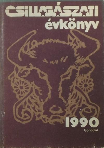 - Csillagászati évkönyv 1990