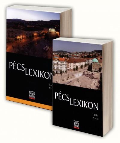 Romváry Ferenc  (Szerk.) - Pécs Lexikon I-II. kötet