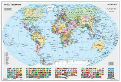 - A Föld országai