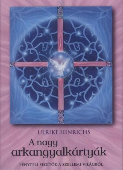 Ulriche Hinrich - A nagy arkangyalkártyák - Könyv és 18 kártya