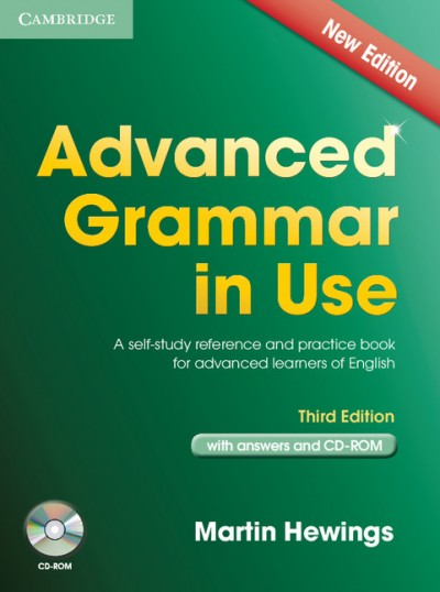 Martin Hewings - Advanced Grammar in Use 3rd Edition + CD-ROM + answers