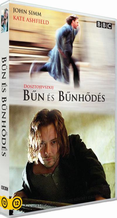 Julian Jarrold - Bűn és bűnhődés - DVD
