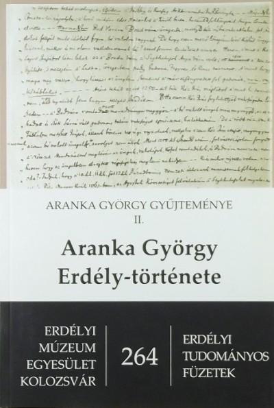 Aranka György - Edély-története
