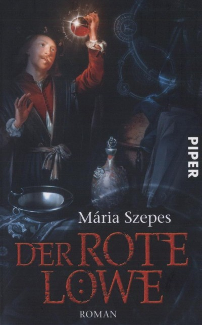 Szepes Mária - Der Rote Löwe