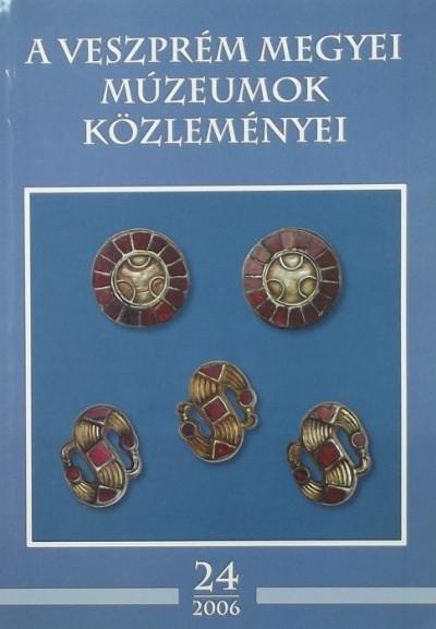 K. Palágyi Sylvia  (Szerk.) - A Veszprém Megyei Múzeumok közleményei 24.