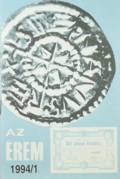Kőhegyi Mihály  (Szerk.) - Radóczky Gyula  (Szerk.) - Az érem 1994/1