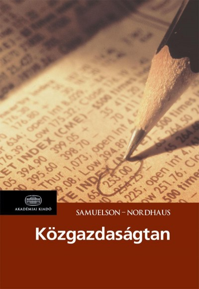 William D. Nordhaus - Paul Anthony Samuelson - K�zgazdas�gtan