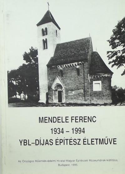 - Mendele Ferenc