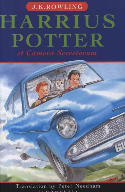 J. K. Rowling - Harrius Potter et Camera Secretorum