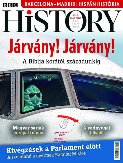 - BBC History - 2020. X. évfolyam 03. szám - március