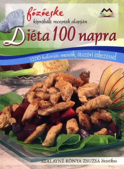 Szalayné Kónya Zsuzsa - Diéta 100 napra