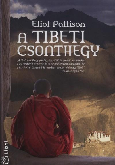 Eliot Pattison - A tibeti csonthegy