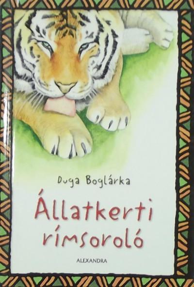 Duga Boglárka - Állatkerti rímsoroló