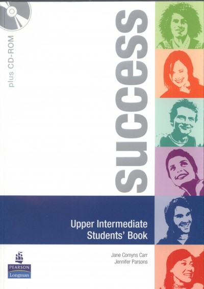Jane Comyns Carr - Jennifer Parsons - Success - Upper Intermediate Students' Book