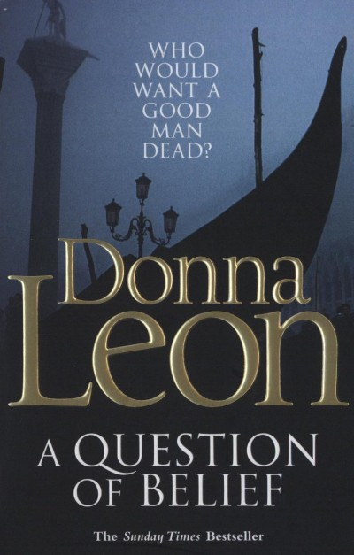 Donna Leon - A Question of Belief