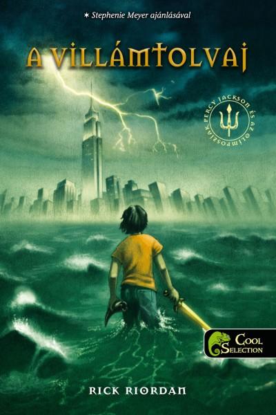 Rick Riordan - Percy Jackson és az olimposziak 1. - A villámtolvaj