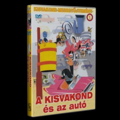 Zdenek Miler - A Kisvakond és az autó