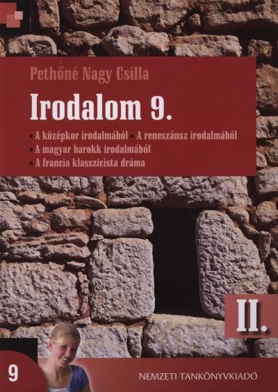 Pethőné Nagy Csilla - Irodalom 9. - II. kötet