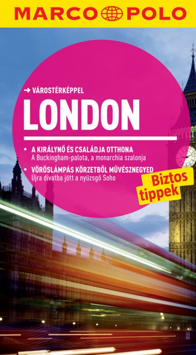Kathleen Becker - Birgit Weber - Marion Zorn  (Szerk.) - London - Marco Polo