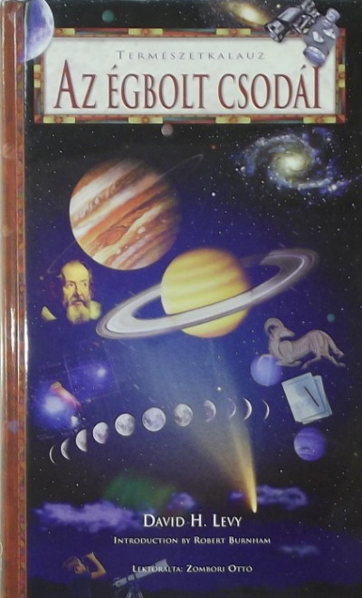 David H. Levy - Az égbolt csodái