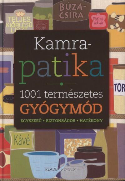 Dibás Gabriella  (Szerk.) - Kamrapatika