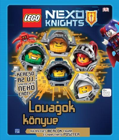 Julia March - Lego Nexo Knights - Lovagok könyve