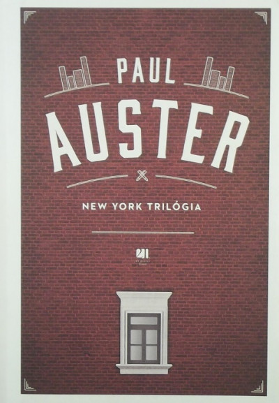 Paul Auster - New York trilógia