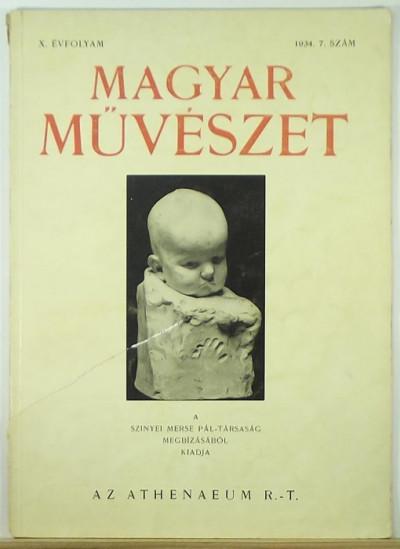 - Magyar Művészet 1934 7. szám