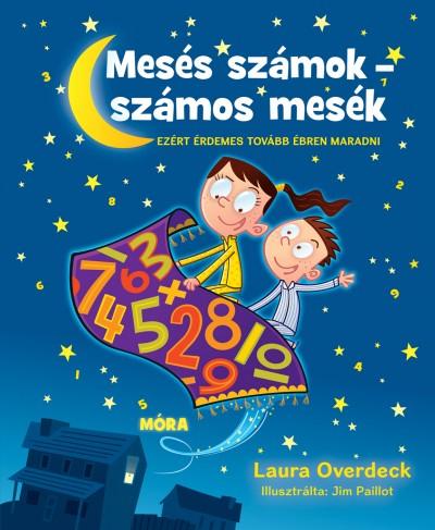 Laura Overdeck - Mesés számok - számos mesék