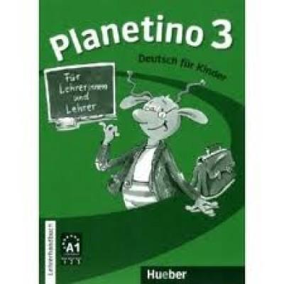 - Planetino 3 - Lehrerhandbuch