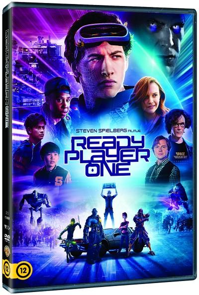 Steven Spielberg - Ready Player One - DVD