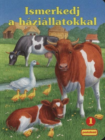 Bakó Krisztina - Ismerkedj a háziállatokkal 1.