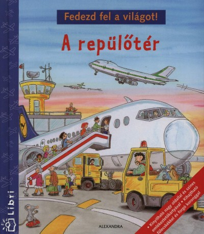 Barbara Wernsing-Bottmeyer - A repülőtér