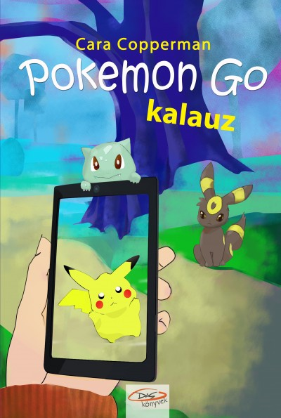 Cara Copperman - Pokemon Go kalauz