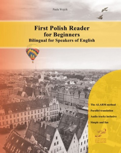 Wojcik Paula - First Polish Reader for Beginners
